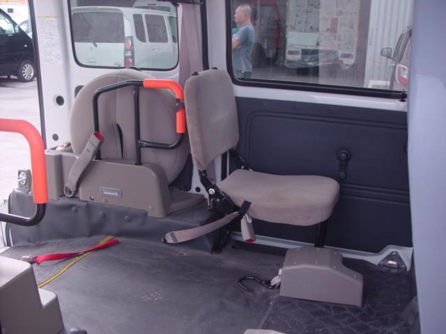 DX 車椅子移動車(10枚目)