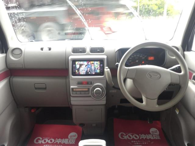 ダイハツ ムーヴコンテ L リミテッド ナビ TV ブルートゥース機能 本土無事故車