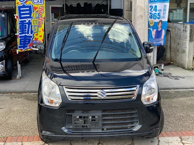 「スズキ」「ワゴンR」「コンパクトカー」「沖縄県」の中古車2