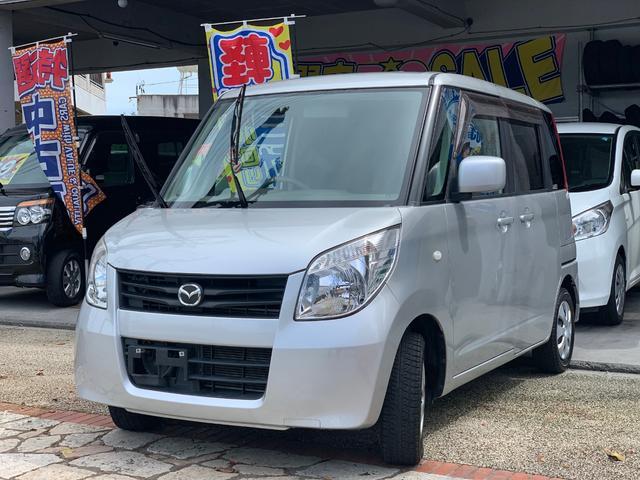 「マツダ」「フレアワゴン」「コンパクトカー」「沖縄県」の中古車7
