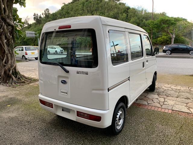 「スバル」「サンバーバン」「軽自動車」「沖縄県」の中古車4
