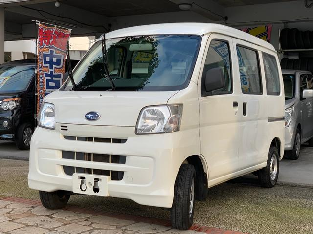 「スバル」「サンバーバン」「軽自動車」「沖縄県」の中古車7
