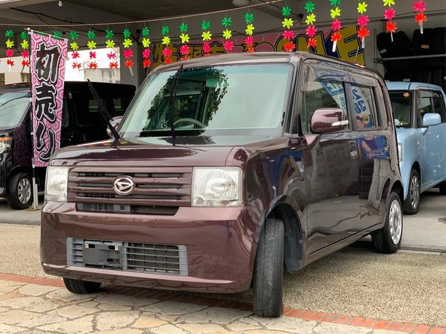 「ダイハツ」「ムーヴコンテ」「コンパクトカー」「沖縄県」の中古車7