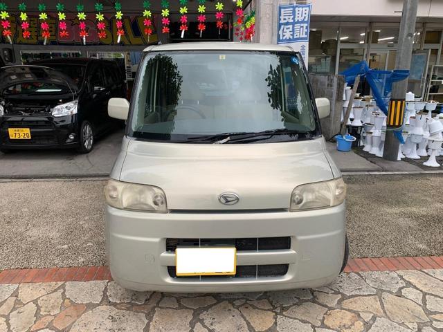 「ダイハツ」「タント」「コンパクトカー」「沖縄県」の中古車2