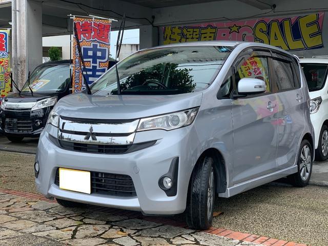「三菱」「eKカスタム」「コンパクトカー」「沖縄県」の中古車7