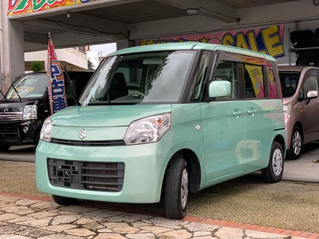 「スズキ」「スペーシア」「コンパクトカー」「沖縄県」の中古車7