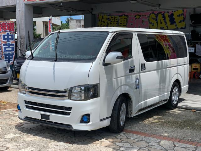 「トヨタ」「ハイエース」「その他」「沖縄県」の中古車6