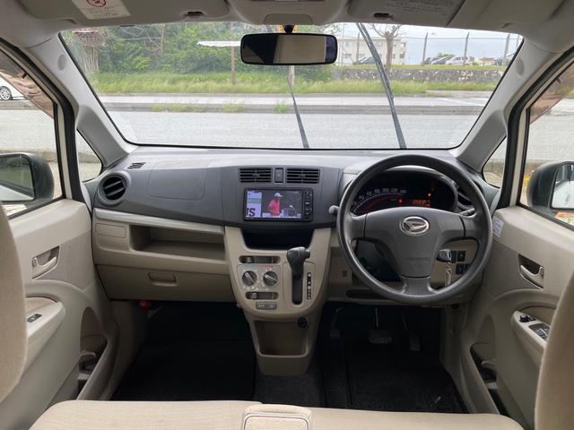 L SA アイドリングストップ ナビ 地デジTV 安全装備スマートアシスト 衝突被害軽減ブレーキ 本土無事故車(8枚目)