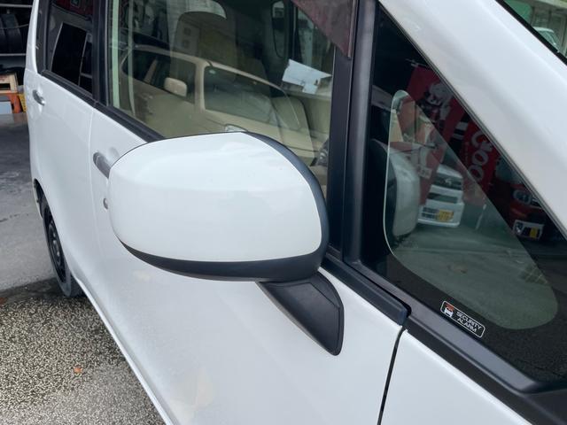 L SA アイドリングストップ ナビ 地デジTV 安全装備スマートアシスト 衝突被害軽減ブレーキ 本土無事故車(28枚目)