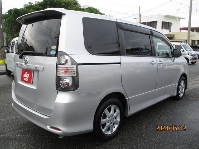 「トヨタ」「ヴォクシー」「ミニバン・ワンボックス」「沖縄県」の中古車6