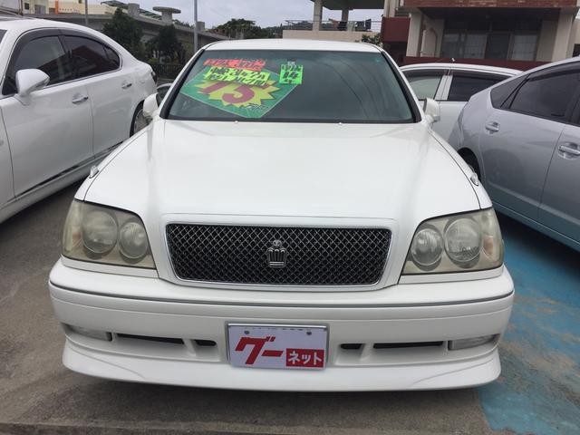 トヨタ クラウン アスリートVX ヤマハパワー300台限定車