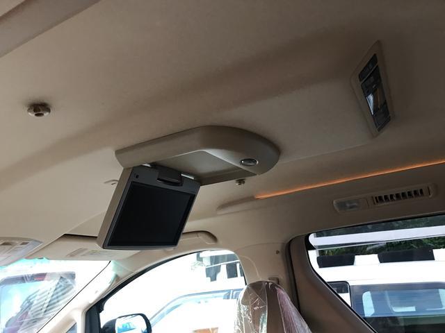 トヨタ ヴェルファイア 2.4X 純正HDDナビ TV パワースライドドア