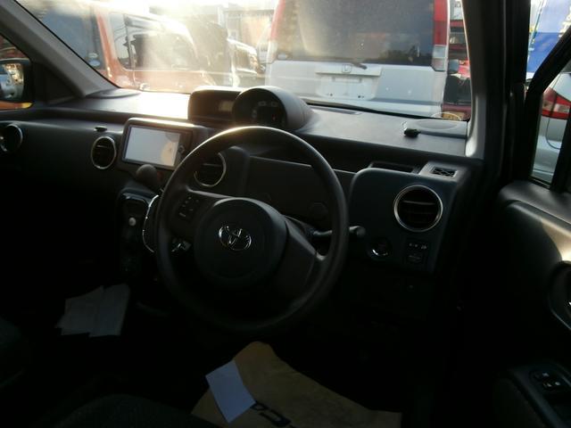 トヨタ スペイド F スマートPG MODELISTAエアロ