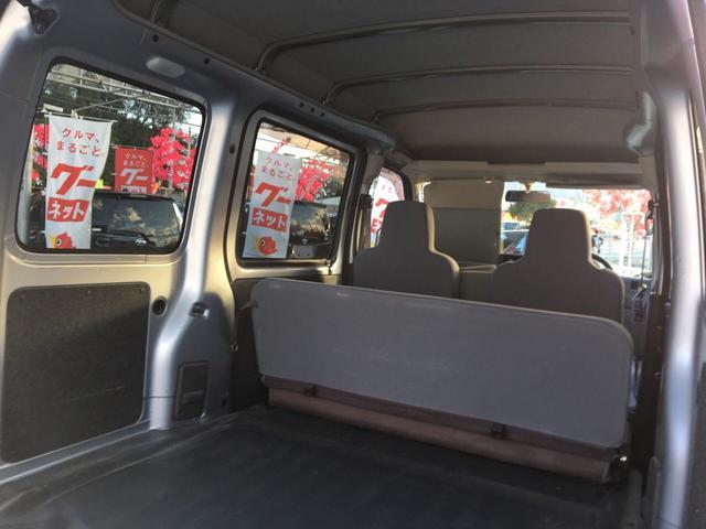 ダイハツ ハイゼットカーゴ DX ハイルーフ AT車
