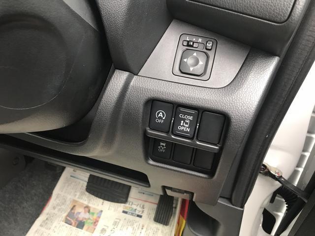 三菱 eKスペースカスタム カスタムG アイドリングストップ バックモニター