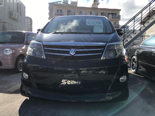 トヨタ アルファードG 新品社外19インチホイル
