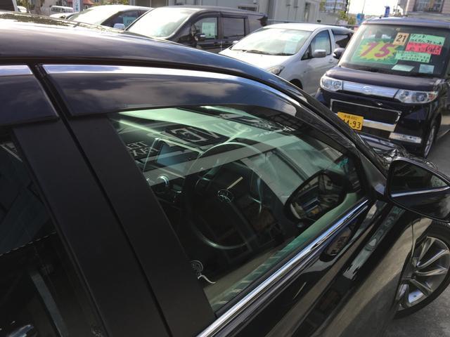 トヨタ マークX 250G Sパッケージ ナビ・TV