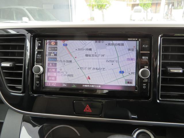 フルセグTV・ナビ・CD・DVD・Bluetooth