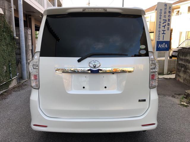 「トヨタ」「ヴォクシー」「ミニバン・ワンボックス」「沖縄県」の中古車8