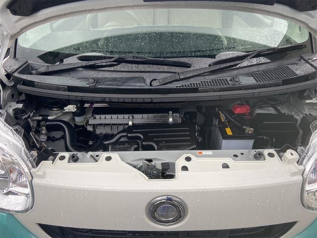 Xメイクアップ SAII 2年保証 TVナビ プッシュスタート レーダーブレーキサポート アイドリングストップ オートライト オートリトラクタブルミラー(22枚目)
