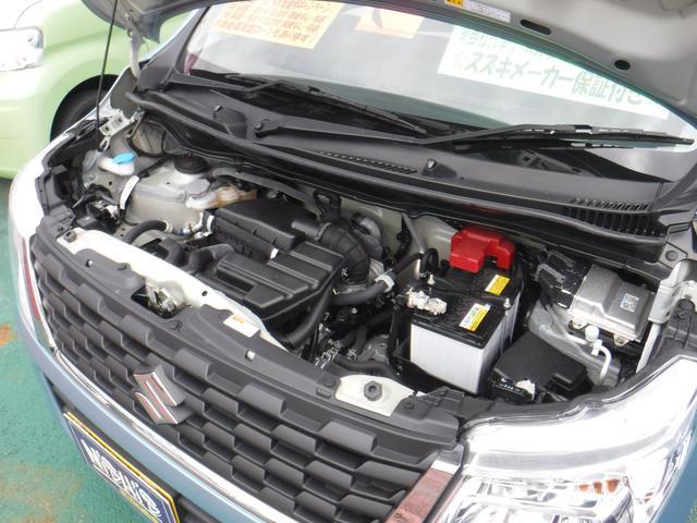 スズキ ワゴンR FX エネチャージ搭載車