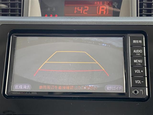 後退するときに便利な、バックガイドモニター付きですが 安全性重視の為にも、モニターだけに頼らず目視でも確認しましょう !!