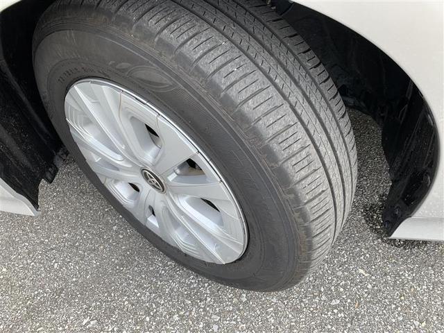 純正アルミホイール・タイヤサイズ・195/65R15 91H