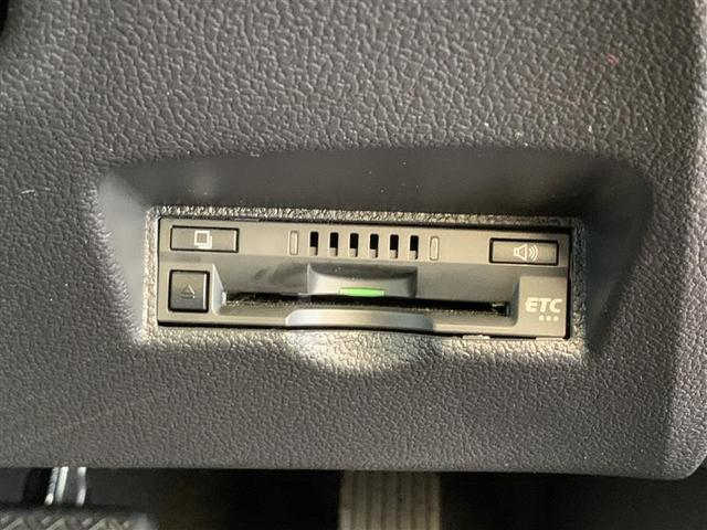 ETC車載器を装備してるので高速道路の料金所でも楽々スイスイ・・・ETCカード差し込み忘れがないように!