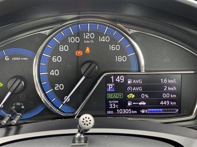 コンビネーション・スピードメーター、マルチインフォメーションディスプレイも同一面に配置されて見やすくなってます。