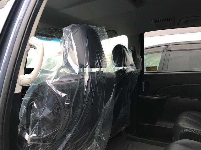 トヨタ エスティマ アエラス レザーパッケージ 両側パワースライドドア