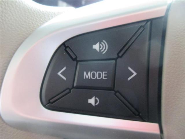 ステアリングスイッチは手元で操作しますので便利です、安全性も高いですね!!