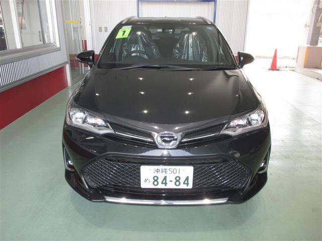 「トヨタ」「カローラフィールダー」「ステーションワゴン」「沖縄県」の中古車2