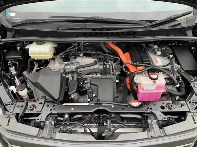 ハイブリッドX ディライトプラス バックカメラ 衝突被害軽減システム 両側電動スライド 乗車定員7人 3列シート 記録簿(11枚目)
