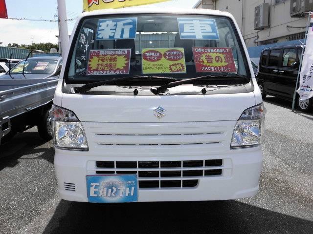 KCエアコン・パワステ 5F 4WD(2枚目)