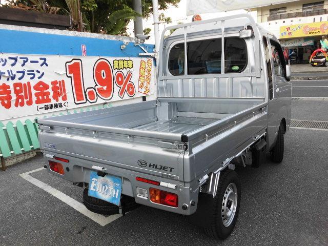 ダイハツ ハイゼットトラック ジャンボ  AT 2WD