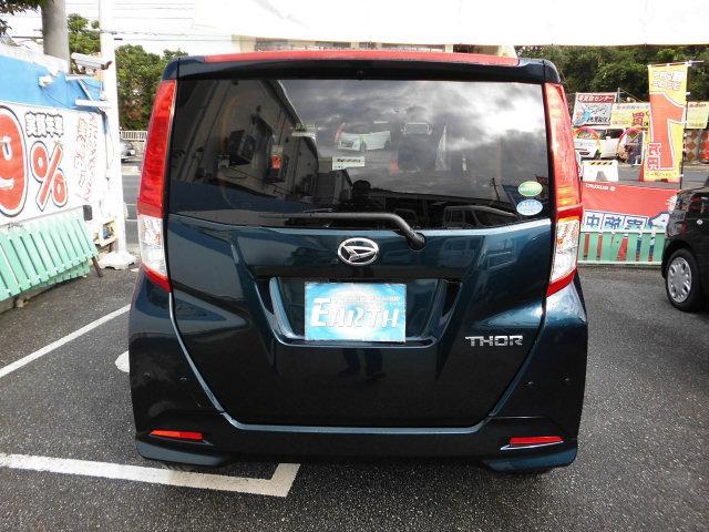 「ダイハツ」「トール」「ミニバン・ワンボックス」「沖縄県」の中古車3