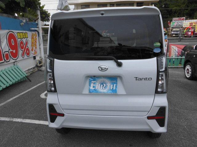 「ダイハツ」「タント」「コンパクトカー」「沖縄県」の中古車3