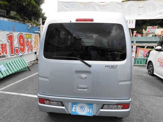 「ダイハツ」「ハイゼットカーゴ」「軽自動車」「沖縄県」の中古車3
