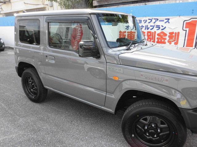 新車 XL AT 4WD ナビ付(4枚目)