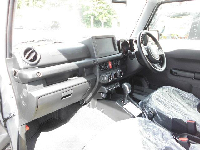 新車 XL AT 4WD ナビ付(13枚目)