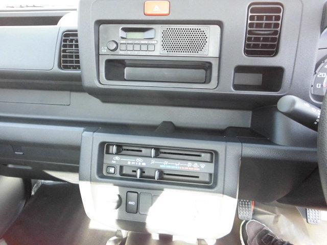 新車 スタンダード 5F 4WD(9枚目)