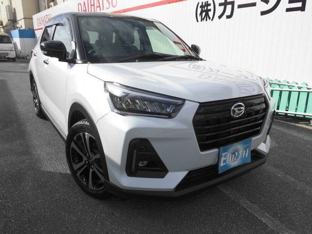 G 新車  ナビ付(4枚目)