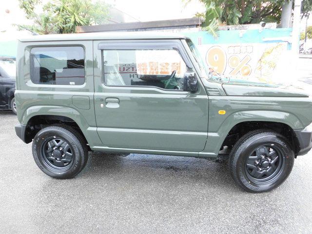 XL 新車 AT 4WD ナビ付(4枚目)