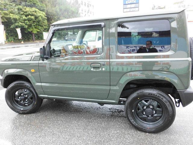 XL 新車 AT 4WD ナビ付(5枚目)