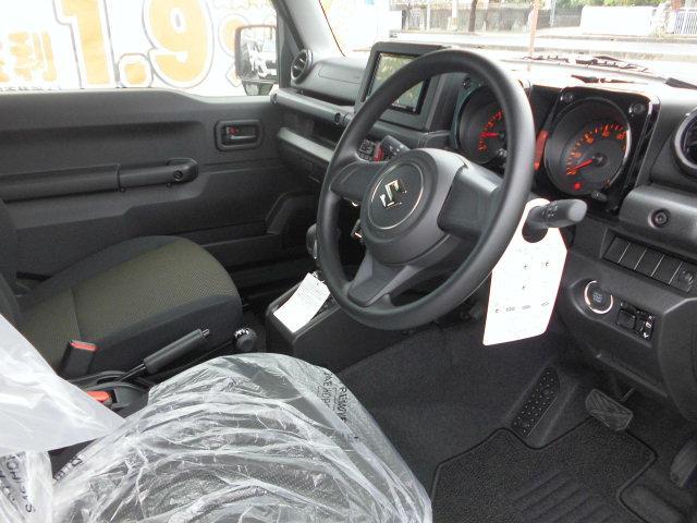 XL 新車 AT 4WD ナビ付(9枚目)