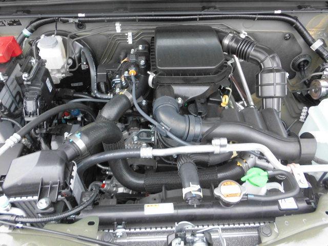 XL 新車 AT 4WD ナビ付(21枚目)