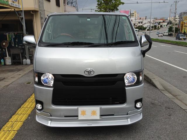 「トヨタ」「ハイエース」「その他」「沖縄県」の中古車14
