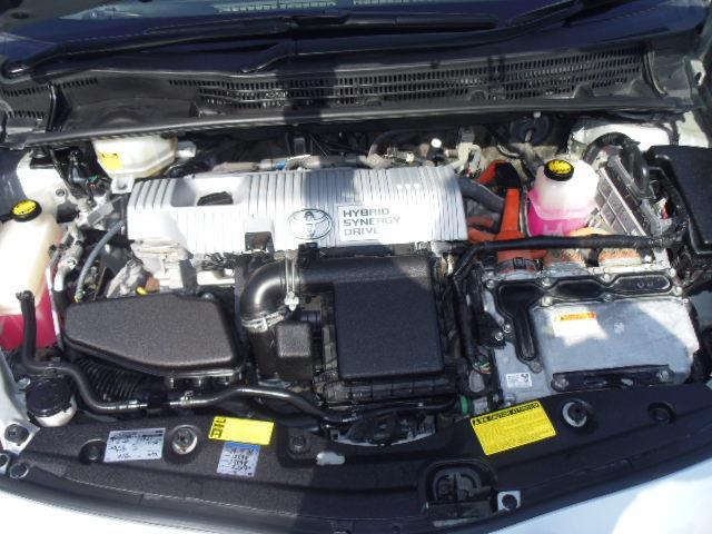 トヨタ プリウス S 社外フルエアロ 17アルミ コーナーセンサー
