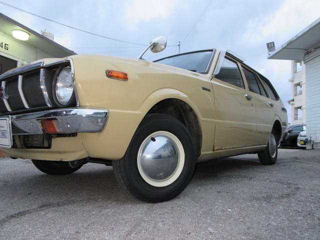 「トヨタ」「カローラバン」「ステーションワゴン」「沖縄県」の中古車5