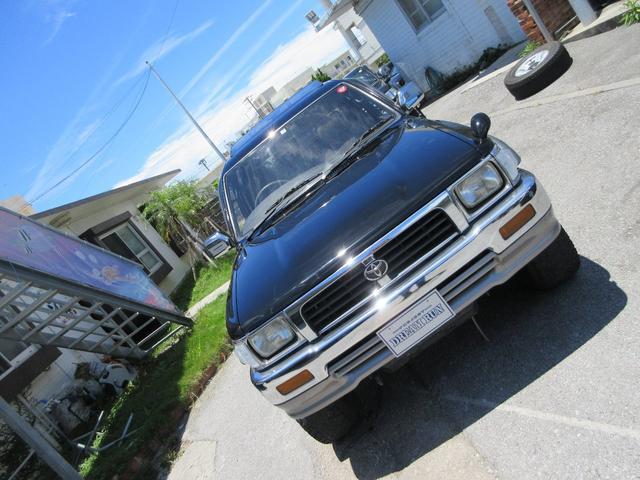 「トヨタ」「ハイラックスピックアップ」「SUV・クロカン」「沖縄県」の中古車2
